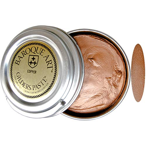 Springfield Leather Company Gilders Paste (Copper)