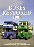 Buses Restored 2008, National Association of Road Transport Museums Staff, 0711033196