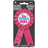 Amscan International Ribbon Award Birthday Girl