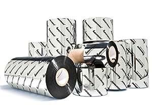 Intermec TMX 1310/GP02220m negro cinta térmica–Rubans calor (220m, 6cm, negro, Pet, 5–35°C, 20–80%)