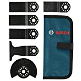 Bosch OSC6C 6-Piece Cutting Kit with Pouch, Outdoor Stuffs