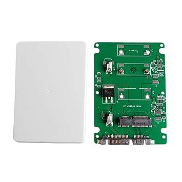 Homyl 1 Unids mSATA a SATA Compatibles con Definición de SSD Mano ...