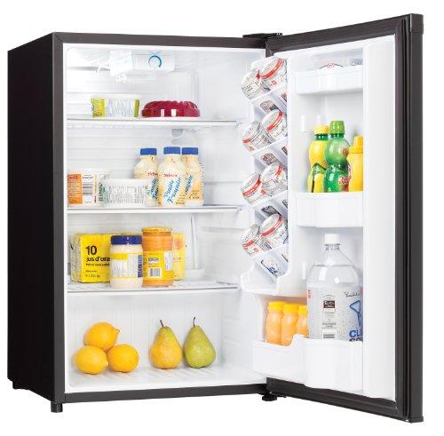 Danby Designer DAR044A1BDD Compact All Refrigerator, 4.4 Cubic Feet