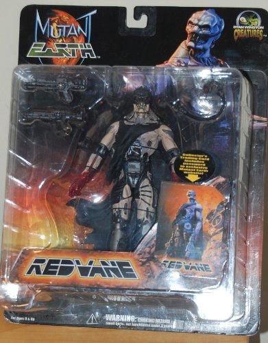 Stan Winston Creatures Mutant Earth Redvane Figure