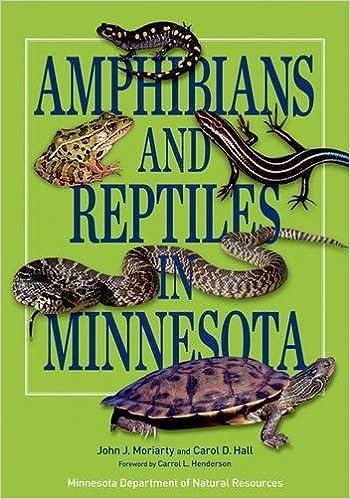 Amazon Amphibians And Reptiles In Minnesota 9780816690916