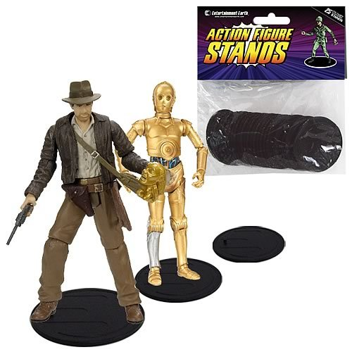 Action Figure Stands Entertainment Earth