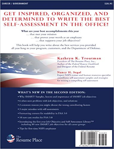 2nd edition writing your nsps self assessment guide to writing
