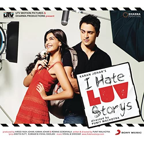 Tag; free download i hate love story mp3 song.