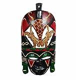 Maasai Decorative Cheetah Mask (Hand Made in Kenya)