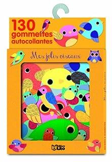 Ma Boite a Gommettes : Mes Jolis Oiseaux - Dès 3 ans (2244067521) | Amazon Products
