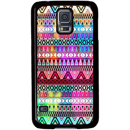 diy and custom fashion aztec pattern PC black case for samsung galaxy s8 by wenshopping Sales