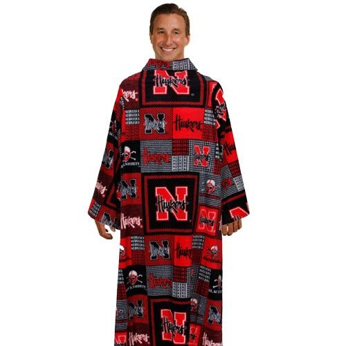 NCAA Patchwork Snuggie