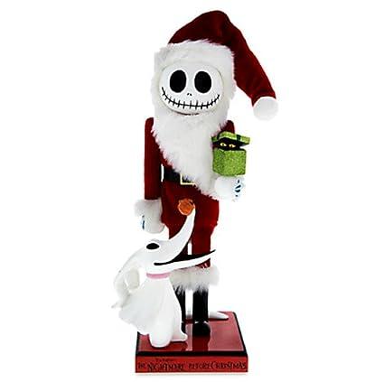 disney nightmare before christmas jack skellington nutcracker figure 14 h - Nightmare Before Christmas Nutcracker
