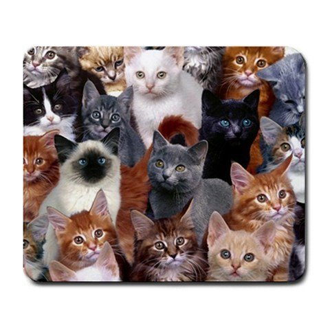 Cats Galore Mouse Pad ()