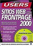 Sitios Web con FrontPage 2000, Alvaro Ghisolfo, 9875260681