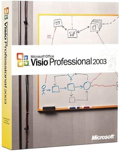 Microsoft Visio Professional 2003 [OLD VERSION] on