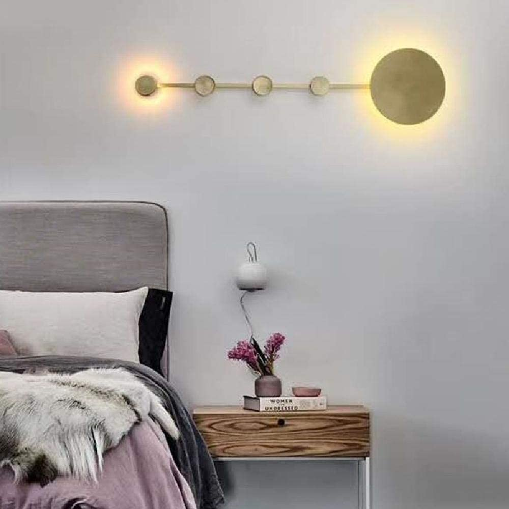 ZHYE Creative Accueil Lampe Club Suspendu Crochet Objet Mur Lampe Moderne Minimaliste Lampe Murale Convient pour Salon Chambre Stairwell,Yellow Yellow
