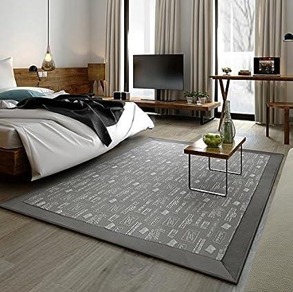 KOOCO Stile giapponese Tatami tappeti per Soggiorno Camera da letto ...