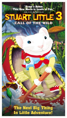 DVD : Stuart Little 3-Call of the Wild                              Nla [VHS]