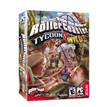 Roller Coaster Tycoon 3: Wild! Expansion Pack