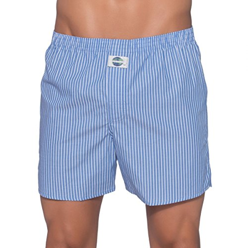 D.E.A.L International 5-er Set Boxershorts mit Streifen