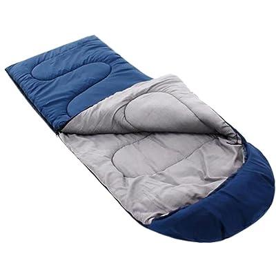 Enveloppe Trois saisons Sac de couchage Coton Camping en plein air Equipement individuel -2 ? ~ -15 ?