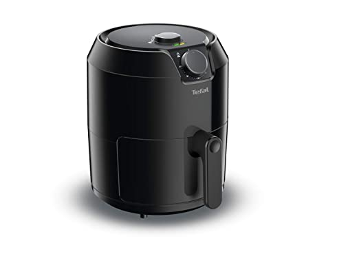 Tefal EY2018 freidora de aire caliente sin aceite, 1500 W, Negro