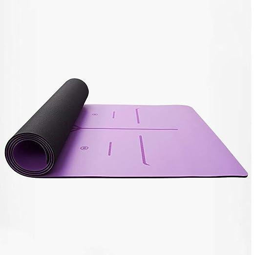 kMOoz Esterilla Yoga, Colchoneta De Ejercicios Pilates ...