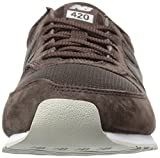 New Balance Men's 420v2 Sneaker, Brown/Brown, 5.5 D
