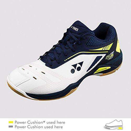 Fencing Shoes (Yonex SHB 65Z Wide 2018 NEW Badminton Shoes (US M 9.5-27.5CM))