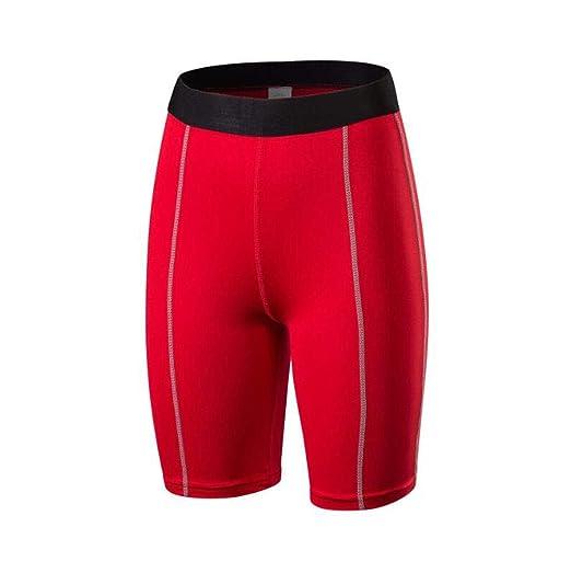 Medias deportivas para mujeres Pantalones cortos de cinco ...