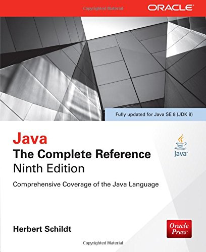Java: The Complete Reference, Ninth Edition cover