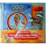 Mr. Magorium's Wonder Emporium Exclusive Gift Set Sock Monkey & Book