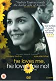 He Loves Me, He Loves Me Not [Import anglais]