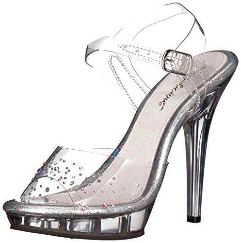Fabuleuse Womens Lip-108sd Sandale Clr / Clr