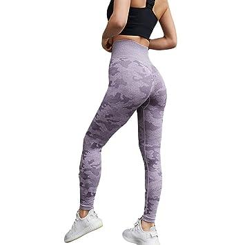 Workout Pants P29 Camouflage Yoga Leggings