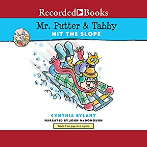 Mr. Putter & Tabby Hit the Slope Audiobook