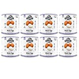 Augason Farms Whole Egg Product 33 oz #10 Can (8 Pack)