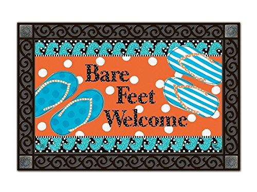 Flipflops-and-Barefeet-MatMates-Doormat