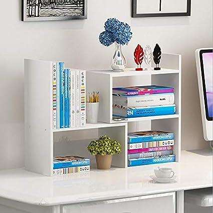 Amazon Com Wooden Life Wood Adjustable Desktop Storage Organizer