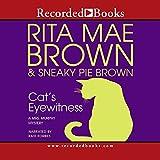 img - for Cat's Eyewitness (Mrs. Murphy Mysteries (Audio)) book / textbook / text book