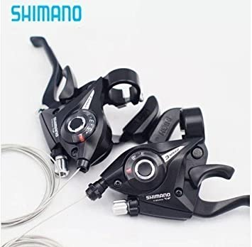 154020e40bd Shimano Ef-51 Shifter/brake Lever Combo (3 X 7 Speed) with Shift ...