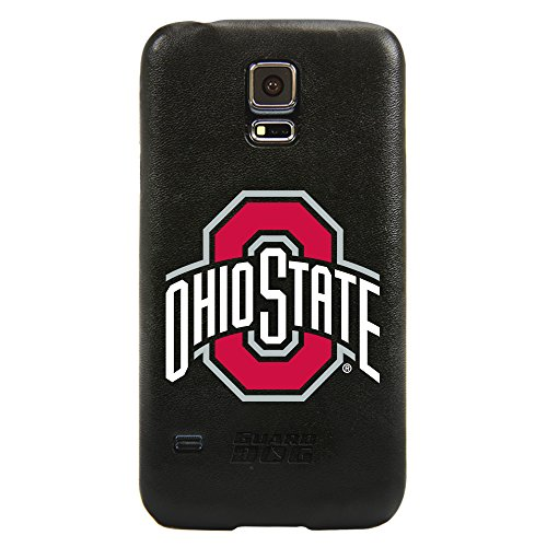 Guard Dog Ohio State Buckeyes Genuine Leather Case for Samsung Galaxy S5