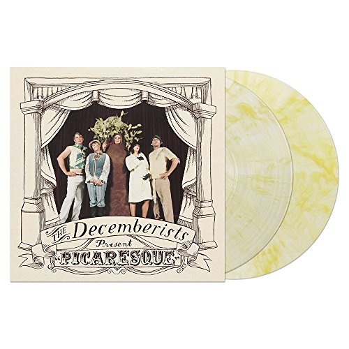 Picaresque Clear & Yellow Vinyl