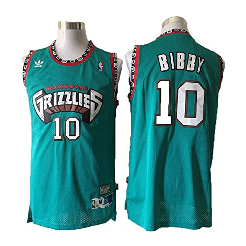 Bibby Jerseys Memphis 10 Jersey Mens Green  2Xl