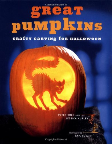 Great Pumpkins: Crafty Carvings for Halloween]()