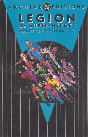 Legion of Super-Heroes - Archives, Volume 7 (Archive - Shooters Black Friday
