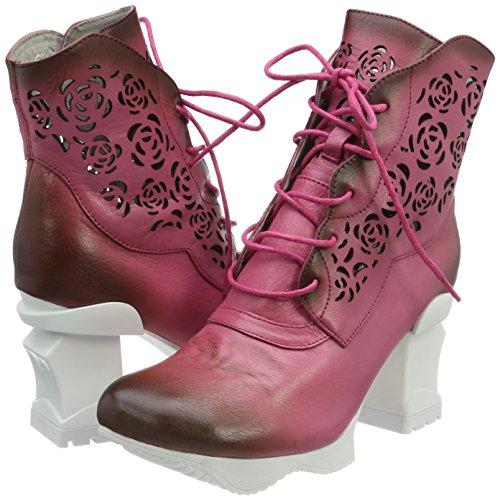 Vita Botas Fushia Para Armance Mujer Rosa fushia Laura 09 Rzgww6