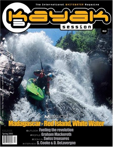 Kayak Magazine (Kayak Session)