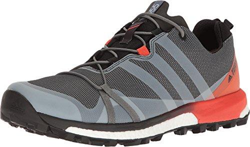 adidas outdoor Mens Terrex Agravic GTX Shoe (8 - Vista Grey/Black/Energy)